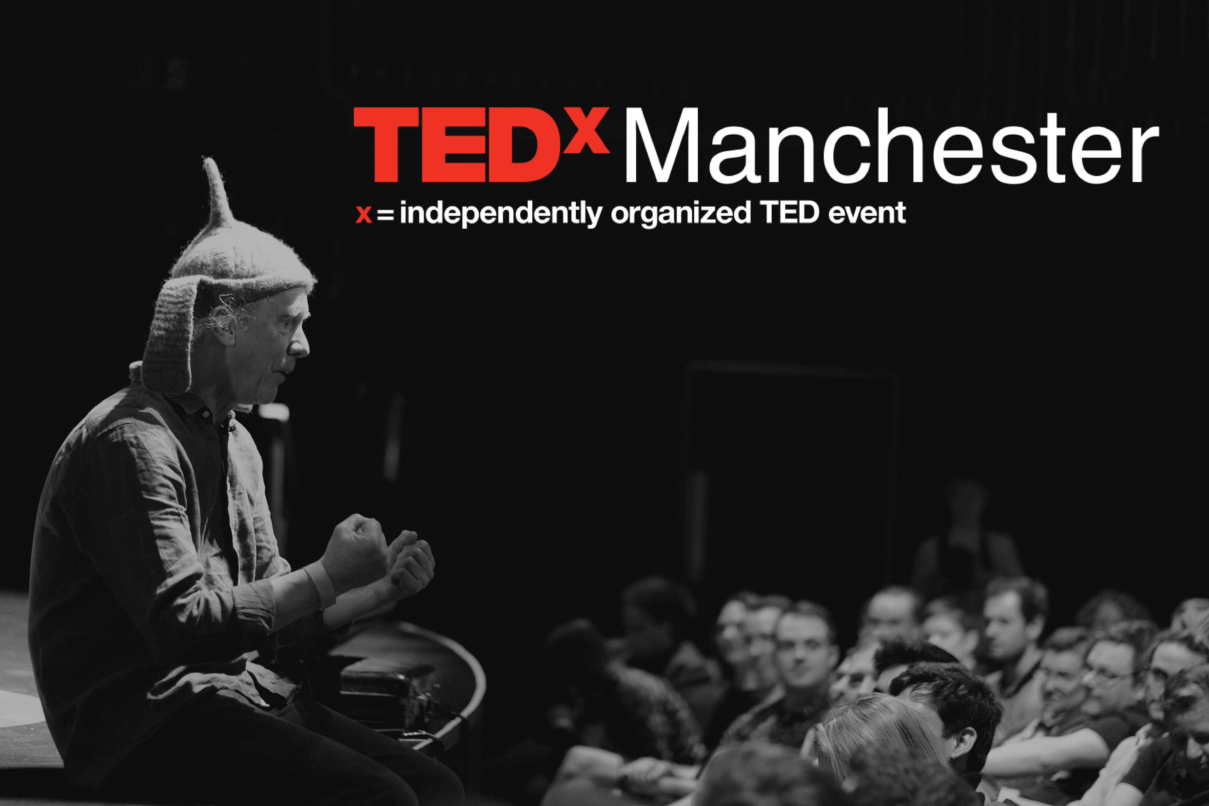 TEDxManchester – independently organised TED event